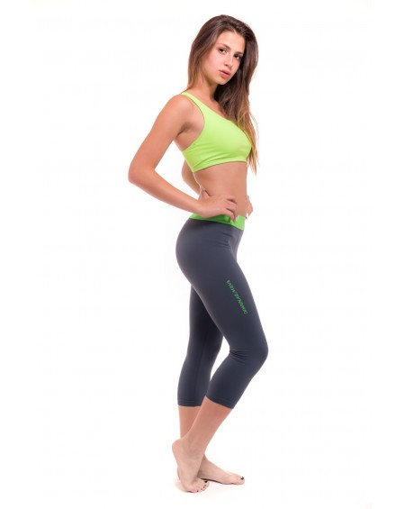 art. LB1  leggins base corto